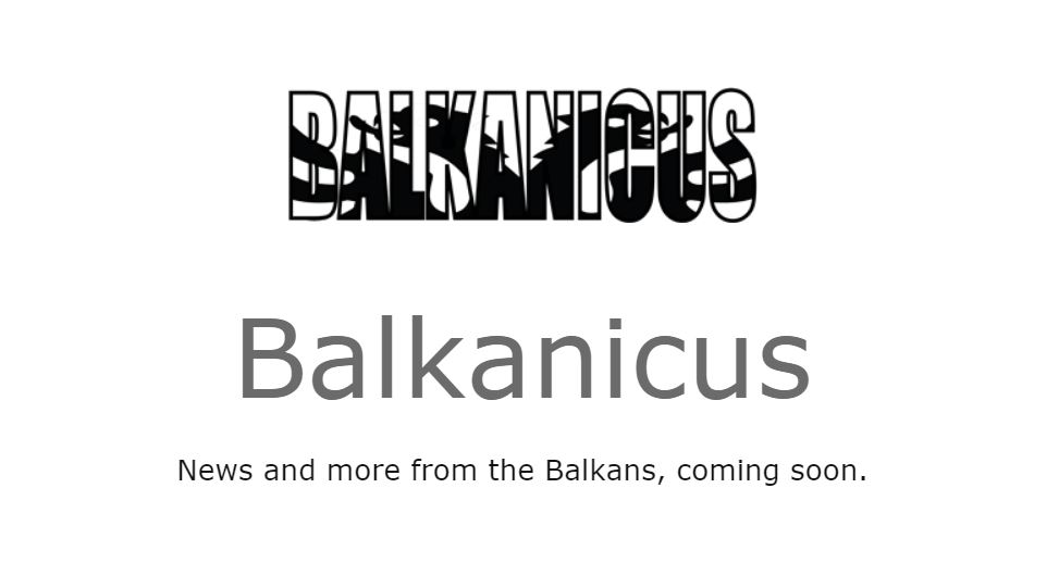 Balkanicus(On-going project)